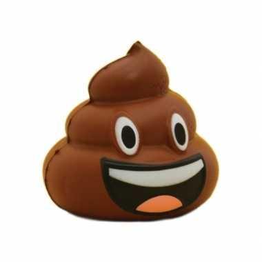 Drol emoji stressbal 7 cm