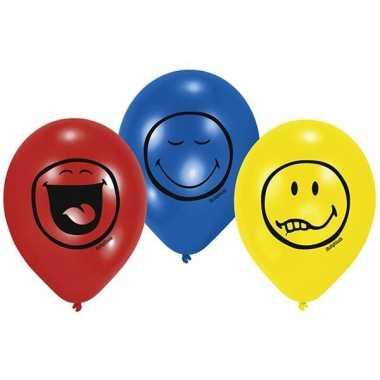 Emoticon ballonnen