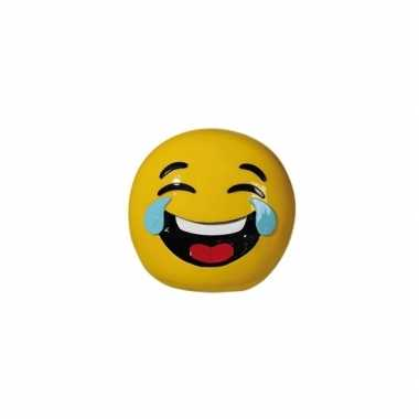 Emoticon lol spaarpot 13 cm