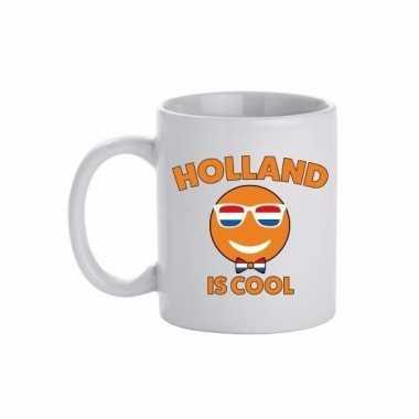 Koningsdag holland is cool mok / beker 300 ml