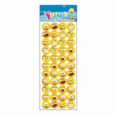 Stickervel emoticon