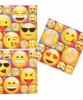 39x emoji emoticon koelkast memo magneten 10274475