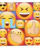 52x emoji emoticon memo koelkast memo magneten