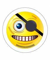 Piraten emoticon sticker type 8